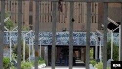 باب الجامعة المستنصرية