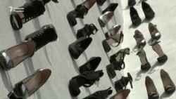 Туркиялик рассом кўча инсталляцияси билан оилавий зўравонлик муаммосига эътибор қаратди