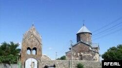 Georgia -- Zemo Nikozi, village near Tzkhinvali, 17Nov2009