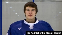Hockey player Ilya Kalinichenko from Tomsk has been jailed for justifying terrorism.