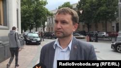 Володимир В'ятрович, народний депутат від «Європейської солідарності»