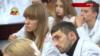 Студенты в Донецке