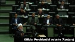 د ایران پارلمان