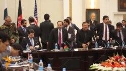 Kabul: Mbahet takimi katërpalësh për paqe