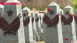 Владимир Поморцев - о похороненных в Праге красноармейцах, и том, как Россия чтит их память