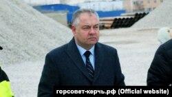 Экс-глава российской администрации Керчи Сергей Писарев, осужденный в Крыму за взяточничество