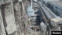 «Ֆուկուշիմա» ատոմակայանի վթարի ենթարկված ռեակտորներից մեկը