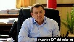Российский премьер Крыма Юрий Гоцанюк