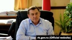 Qırım Rusiye ükümetiniñ yolbaşçısı Yuriy Gotsanük
