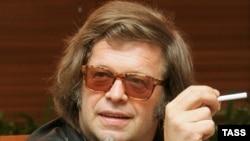 "Boris Grebenshikov, ""Akvarium"" rock guruhininh solisti, kompozitor."