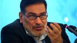 The secretary of Iran's Supreme National Council, Ali Shamkhani