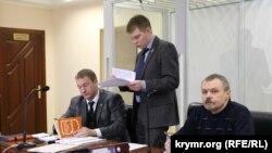 Василь Ганиш в суді, архівне фото
