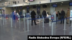 Aerodrom u Podgorici, ilustracija