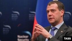 Presidenti rus, Dimitri Medvedev