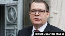 Посол Чехії в Росії Вітезслав Півонька