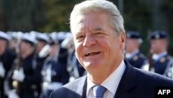 Президент Германии Йоахим Гаук.