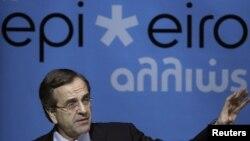 Грчкиот премиер Андонис Самарас.
