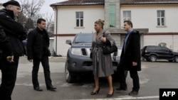 Обвинителката од ЕУЛЕКС Мариа Памуа.