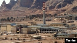 Natanz nuclear site in southern Iran. FILE PHOTO
