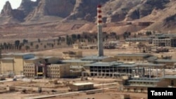 The Natanz nuclear facility in central Iran (file photo)