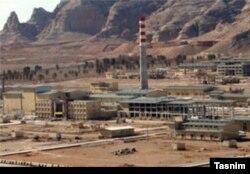 Nuklearno postrojenje Natanz u centralnom Iranu