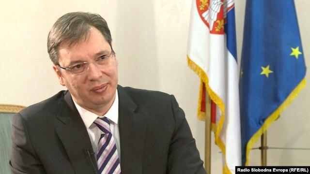 Александр Вучич