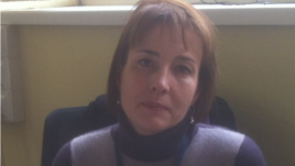 «Ведомости» газетінің бас редакторы Татьяна Лысова.