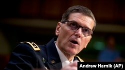 U.S. General Joseph Votel (file photo)