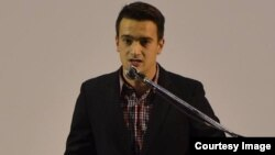 Владимир Нелоски, претседател на Унијата на млади сили на ВМРО-ДПМНЕ