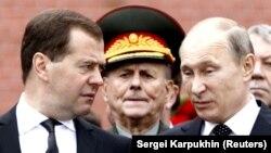 Владимир Путин намекнул Дмитрию Медведеву, что тот может последовать примеру Алексея Кудрина