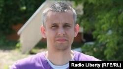 Загиблий журналіст В'ячеслав Веремій