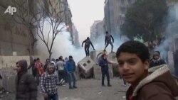 ادامه تنشها در پی درگیری خونبار در ورزشگاه پورت سعید مصر