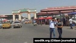 Рынок «Чорсу» в Намангане.