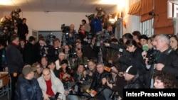 Проект будет работать в нескольких направлениях, в том числе и по развитию профессиональных навыков грузинских журналистов