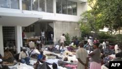 Haiti, 13 janar 2010