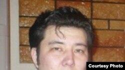 Алмас Нұрғалиев, қазақ блогшысы.