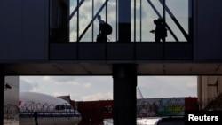 Московскиот аеродром Шереметјево.
