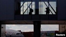 Aeroportul Șeremetievo de la Moscova.