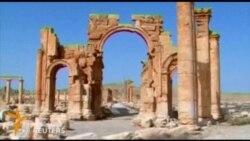 Боевики ИГ взорвали древний храм в Пальмире