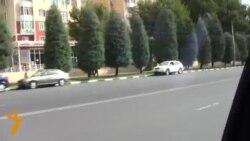 Тадобири амниятии сахт дар Душанбе