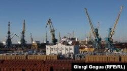 Американский фонд инвестирует 93 миллиона долларов в реконструкцию портового терминала в Поти