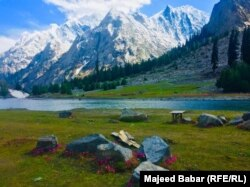 Swat's glacial lakes and white water rivers are unmatched in Pakistan.