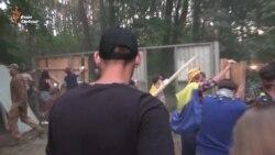 Боротьба з «незаконним будівництвом» по-«ОУНівськи» (відео)
