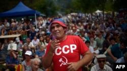Щорічна «Зустріч русофілів» у Болгарії зібрала наприкінці вересня, за два тижні до парламентських виборів, близько семи тисяч осіб