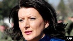 Presidentja e Kosovës, Atifete Jahjaga (foto arkivi)