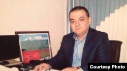 Аскат Алиев.