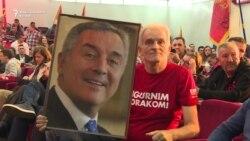 Đukanović proglasio apsolutnu pobjedu