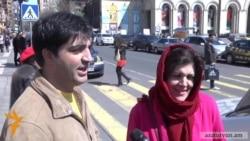 Իրանցիները Հայաստանում են Նովրուզ տոնում
