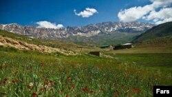 شاهکوه در استان گلستان