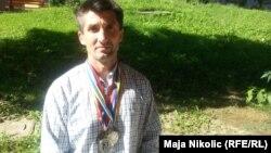 Štrajk glađu bivšeg atletskog reprezentativca